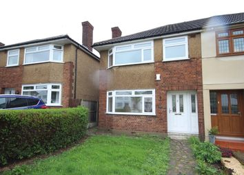 Thumbnail 3 bedroom semi-detached house to rent in Havering Road, Rise Park