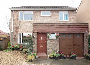 Thumbnail 4 bedroom detached house to rent in Church Road, Winterbourne Down, Bristol