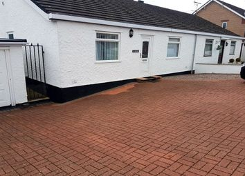Thumbnail 2 bedroom detached bungalow to rent in Stad Ty Croes, Llanfairpwllgwyngyll