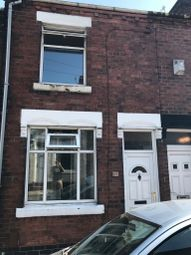 Thumbnail 2 bed terraced house to rent in Preston Street, Stoke-On-Trent
