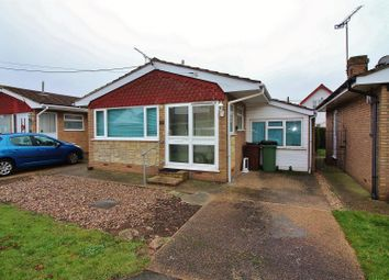Thumbnail 2 bed detached bungalow for sale in Marine Avenue, Canvey Island