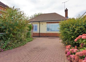 Thumbnail 2 bed detached bungalow for sale in Alcester Drive, Leicester