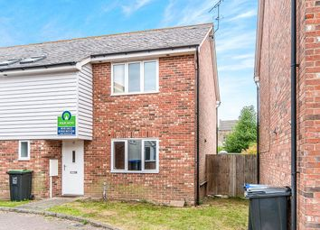 Thumbnail 3 bed terraced house for sale in Parish Close, Broadstairs