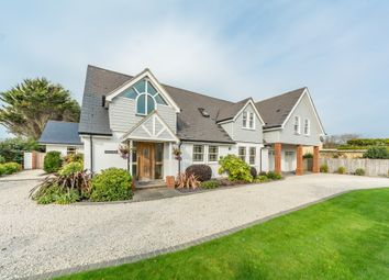 Thumbnail 5 bed detached house for sale in West Mead, East Preston, West Sussex