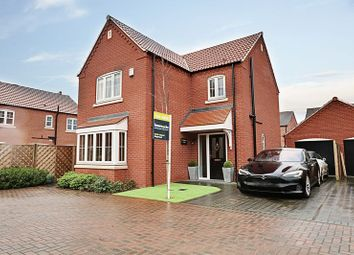 Thumbnail 3 bed detached house for sale in Farrier Close, Kingswood, Hull