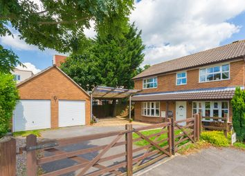 Thumbnail 4 bed detached house for sale in Cabot Close, Yate, Yate