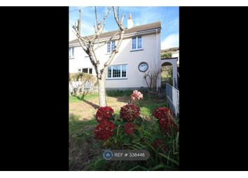 Thumbnail 2 bed semi-detached house to rent in Treliddon Lane, Downderry