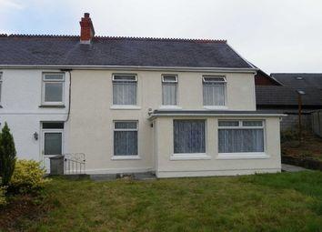 Thumbnail 3 bedroom property to rent in Heol Yr Ysgol, Cefneithin, Llanelli