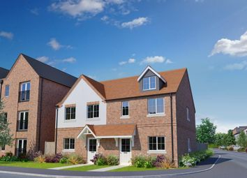 Thumbnail 3 bed semi-detached house for sale in Lake View, Railway Terrace, Kings Langley
