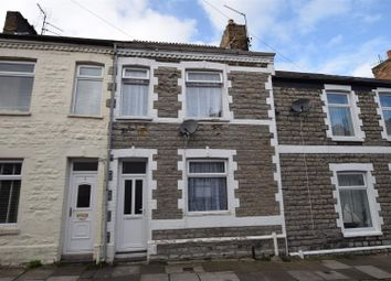 Thumbnail 3 bed terraced house for sale in Abingdon Street, Barry