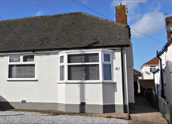 Thumbnail 2 bed semi-detached bungalow to rent in Sixth Avenue, Flint, Flintshire