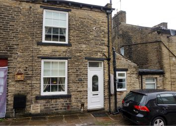 Thumbnail 1 bed terraced house for sale in Albert Street, Wilsden
