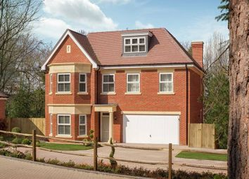 "Thumbnail 5 bed detached house for sale in ""Broadleaf House"" at London Road, Sunningdale, Ascot"