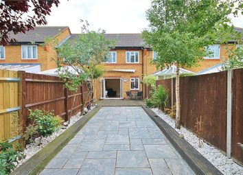 Thumbnail 3 bed terraced house to rent in Saddlebrook Park, Sunbury-On-Thames, Surrey