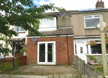 Thumbnail 2 bedroom terraced house for sale in Burn Valley Gardens, Station Town, Wingate