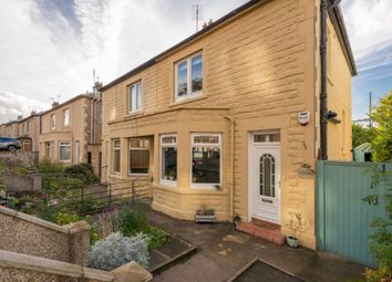 Thumbnail 2 bed semi-detached house for sale in Lochend Road, Edinburgh
