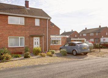 Thumbnail 3 bed property for sale in Elizabeth Crescent, West Pinchbeck, Spalding