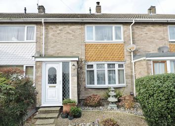 Thumbnail 2 bedroom terraced house for sale in Hall Road, Kessingland, Lowestoft