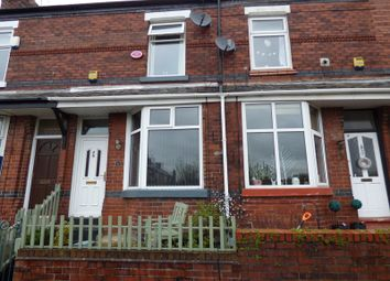 Thumbnail 2 bed terraced house for sale in Dona Street, Stockport, Greater Manchester