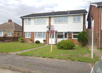 Thumbnail 2 bed flat for sale in Brewers Lane, Bridgemary, Gosport