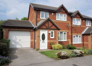 Thumbnail 3 bed property for sale in Barbary Close, Pelton, Chester Le Street