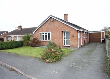 Thumbnail 3 bed bungalow for sale in 20, Cae Coed, Churchstoke, Montgomery, Powys