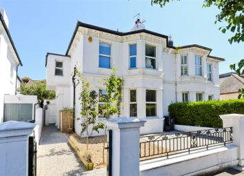 Thumbnail 5 bed semi-detached house for sale in Westbourne Gardens, Hove