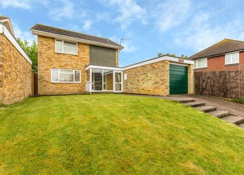 Thumbnail 3 bed detached house for sale in Roseacre, Hurst Green, Surrey