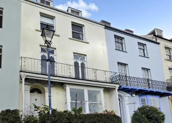 Thumbnail 6 bed terraced house for sale in Montpelier Terrace, Ilfracombe, Devon