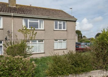 Thumbnail 1 bed maisonette for sale in Trelawney Road, Helston