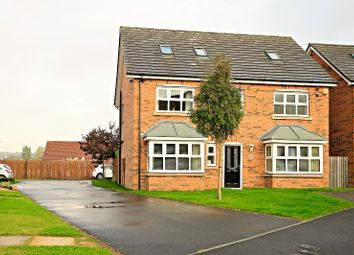 Thumbnail 5 bed detached house for sale in Bridle Way, Houghton Le Spring
