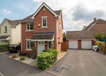Thumbnail 3 bed detached house for sale in Turbary Road, Fleet