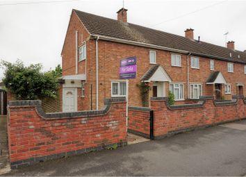 Thumbnail 3 bed semi-detached house for sale in Preston Drive, Newbold Verdon