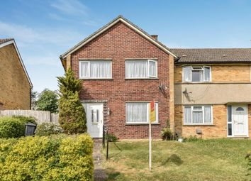 Thumbnail 3 bed semi-detached house for sale in Curling Way, Newbury