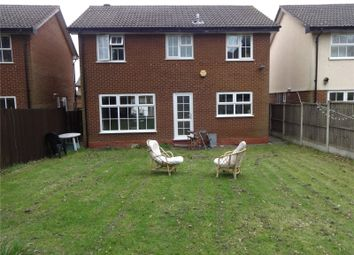 Thumbnail 4 bed detached house to rent in Pavenham Drive, Birmingham