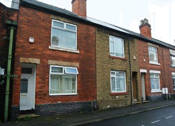 Thumbnail 2 bed terraced house for sale in Lindley Street, Mansfield