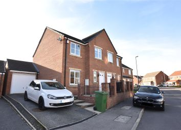 Thumbnail 3 bedroom semi-detached house to rent in Whinmoor Way, Leeds, West Yorkshire