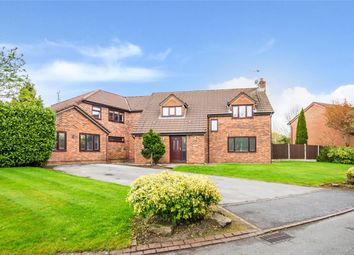 Thumbnail 4 bed detached house for sale in Rose Acre, Ellenbrook, Worsley, Manchester
