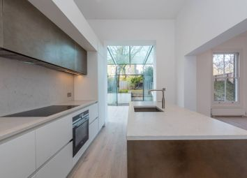 Thumbnail 4 bed flat for sale in Lyndhurst Road, Hampstead, London