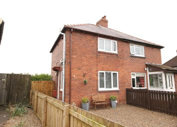 Thumbnail 2 bedroom semi-detached house for sale in Stoker Terrace, High Spen, Rowlands Gill