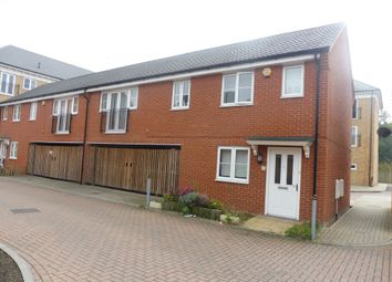 Thumbnail 3 bed end terrace house for sale in Baxter Road, Watford