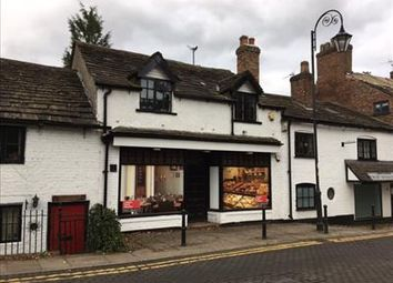 Thumbnail Retail premises to let in Former Co-Op, New Road, Prestbury, Cheshire