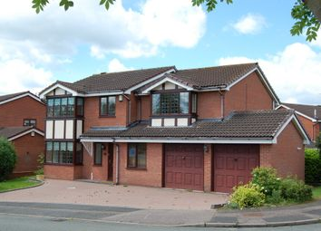 Thumbnail 5 bed detached house for sale in Dunster, Tamworth
