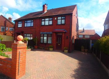 Thumbnail 3 bed semi-detached house for sale in Norbury Avenue, Orford, Warrington, Cheshire