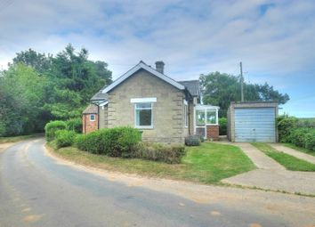 Thumbnail 3 bed detached bungalow for sale in Stow Heath Road, Felmingham, North Walsham