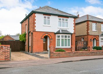 Thumbnail 3 bed detached house for sale in Robingoodfellows Lane, March