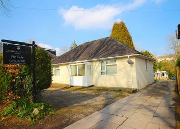 Thumbnail 4 bedroom detached bungalow for sale in Rhiwbina Hill, Rhiwbina, Cardiff
