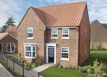 "Thumbnail 4 bedroom detached house for sale in ""Holden"" at Stamford Road, Weldon, Corby"