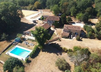Thumbnail 9 bed property for sale in Charras, Charente, France