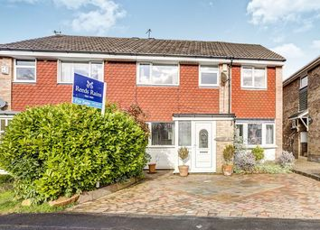 Thumbnail 4 bed semi-detached house for sale in Modbury Close, Hazel Grove, Stockport